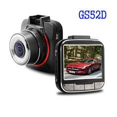 GS52D Ambarella A7LA50 GPS Car DVR Video Recorder Full HD 170 Degrees Wide Angle 2.0inch LCD With G-Sensor Camera Free Shipping!