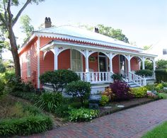 Creole Cottage in n. Florida