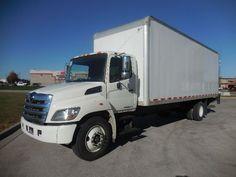 2012 Hino 268a Box Truck In Olathe Truckertotrucker Com