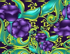 """Check out new work on my @Behance portfolio: """"Flores"""" http://be.net/gallery/41619523/Flores"""