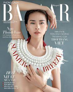 tạp chí Harper's Bazaar 04/2016, Ngô Thanh Vân