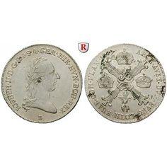 Römisch Deutsches Reich, Joseph II., 1/4 Kronentaler 1789, ss: Joseph II. 1765-1790. 1/4 Kronentaler 1789 B. Herinek 209; sehr… #coins