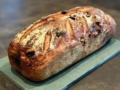 The Bread of Good Resolutions (Pain des Sportifs) - Patachou, yum-yum and company - - Cooking Bread, Cooking Chef, Bread Baking, Cooking Time, Cooking Pasta, Levain Bakery, Pan Integral, Thermomix Desserts, One Pan Meals