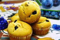Soft & Spongy Eggless Blueberry Cupcakes /How to make Eggless & Butterless Cupcakes  Friday well started!! Enjoy the most delicious cupcakes ever..... :)  #blueberrycupcakes #eggfree #butterfree #soft #spongy #muffins #breakfast #baking  Recipe at: www.annapurnaz.in