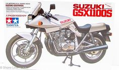 This model of a Suzuki Katana is made by Tamiya in scale. Highly detailed DOHC 4 cylinder engine Realistic rubber like tires Steerable front forks Motorcycle Model Kits, Ebay Search, Tamiya, Katana, Plastic, Scale, Forks, Engine, Models