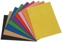 Gekleurd zelfklevend kurk prikbord 60x90 cm.
