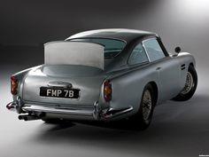 Aston Martin db5 james bond edition 1964