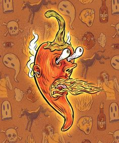 There's no better way to spice up your garden than growing one of the world's hottest chili peppers: Bhut Jolokia, otherwise known as the ghost chili. In 2