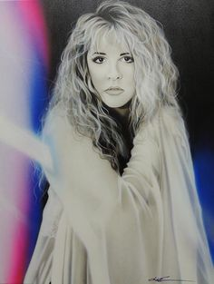 The infinitely beautiful, Stevie Nicks.     ....Dc