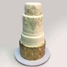 Lo maravilloso de trabajar con nosotros tu pastel de bodas es que los novios pueden diseñar su propio pastel de bodas. Tu estilo, tu personalidad, el diseño que quieras, lo ponemos en el pastel. Cuentas con nuestra asesoría para realizar el pastel de tus sueños, con el sabor inigualable que nos caracteriza.  #wedding #weddingplanner #boda #novios #glod #weddingphoto #pastel #instacake #cake #instamood #reposteriacreativa #fotografia #weddingcake