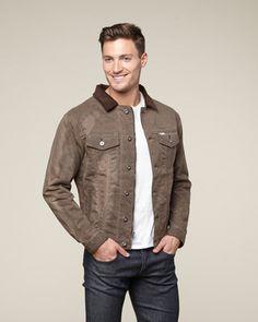 Rambler Jacket // Oak Brown (S)