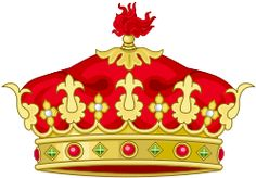 Crown of Spanish Infantes for the Aragonese Terriories