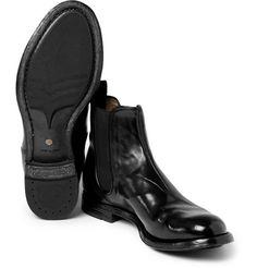 WEDNESDAY WISH LIST: Officine Creative Chelsea boots - The Metropolist
