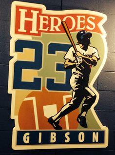 Kirk Gibson, Detroit Tigers Baseball, Dodgers, Packers