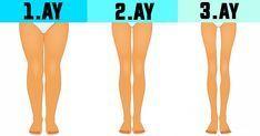 Bacak Inceltme Egzersizi