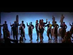 «The Rich Man's Frug» (The Aloof / The Heavyweight / The Big Finish).  Choreography by Bob Fosse.   Lead Dancer – Suzanne Charney.   From «Sweet Charity» 1969