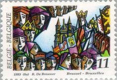 Folklore Ommegang Brussel - Bruxelles