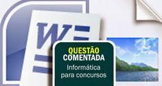 Veon Aprova Logo - Informática para Concursos: Questão Comentada de Informática para Concursos - ...