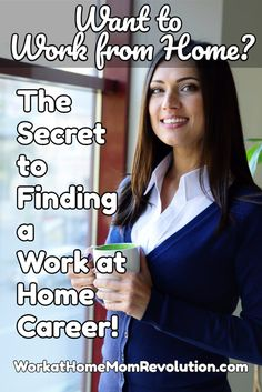 When I first started looking for work at home jobs 20 years ago, they were nearly impossible to find. I didn't know a single person who worked from home. Now, though, it's easier than it's ever been to find a work at home job or start a home-based busines Work From Home Moms, Make Money From Home, How To Make Money, Work From Home Opportunities, Business Opportunities, Lps, Illinois, Kentucky, Herbs