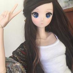 Smart Doll Chitose Shirasawa by holliehoops