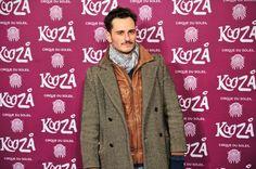 Asier Etxeandia. Kooza, Cirque du Solei. 1o. de marzo, 2013 Foto: Truc