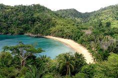 Englishmans Bay, Tobago, Caribbean