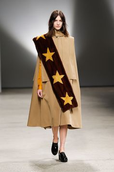 The Best of New York Fashion Week Fall 2015 - Creatures of the Wind Fall 2015