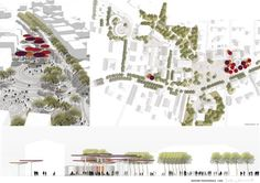 #AUS201718 #GroupB (0) public space renewal of the city center (1) MIR_Architettura, Francesca da Canal (2) Medolla, Modena, Italy (3) Design for competition, 2013 (4) 20 000 sqm (5) Is interesting the idea to create a public space as a composition of several micro-spaces. They are conceived as different connected atmospheres that might generate multi-layers networks. (6) https://divisare.com/projects/233304-mir_architettura-francesca-da-c