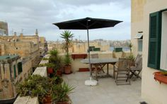 Terrace, Cavendish School of English Malta