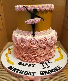 Happy Birthday Ballerina