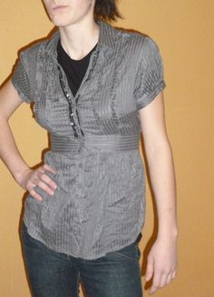 Kaufe meinen Artikel bei #Kleiderkreisel http://www.kleiderkreisel.de/damenmode/blusen/48921646-bluse-kurzarmlig-shirt-oberteil-mango-zara-hm