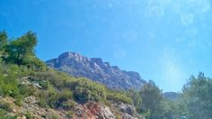 Ste Victoire Provence, Mountains, Water, Travel, Outdoor, Gripe Water, Outdoors, Viajes, Destinations