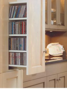Cd Storage Design, Pictures, Remodel, Decor and Ideas - page 3
