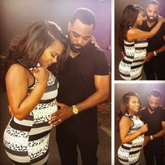 """Real Housewives of Atlanta"" star Kandi Burruss shows off her baby bump. See pics and get the scoop. Housewives Of Atlanta, Real Housewives, Pregnancy Looks, Pregnancy Outfits, Kandi And Todd, Teenage Love Quotes, Kandi Burruss, Baby Bump Photos, Pregnant Celebrities"