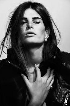 Shooting Libé Next Photographer : Olivier Rose Stylist : Salomé Bernatas MUA : Hélène Vasnier @ Art List Hair Stylist : Tié Toyama @ Callisté Models : Jean Mauvais and Monica Cima @ IMG