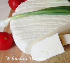 CO MI W DUSZY GRA: SER PANEER INDYJSKI - DOMOWY Dairy, Cheese, Food, Essen, Meals, Yemek, Eten