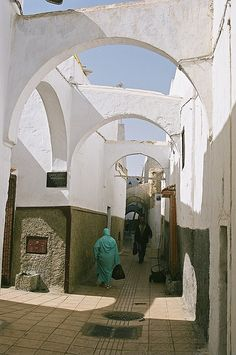 The medina, Rabat, Morocco