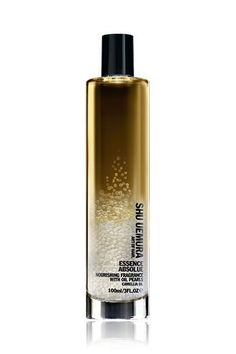 """""""I love the idea of finishing with an oil, but every one I've tried turns my hair into a grease-fest. Not this. A few spritzes calm frizz and flyaways, while leaving behind the sexiest scent ever. This stuff rules.""""Shu Uemura Limited Edition Essence Absolue, $68, available at Shu Uemura.  #refinery29 http://www.refinery29.com/beauty-editor-hair-care-tips#slide-33"""