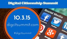 About | The Digital Citizenship Summit is a national conference for educators, parents, organizations, and industry to discuss ways to improve tech usage.