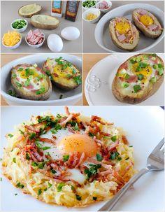 Batatas saborosas