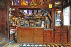 Travel writer Bill Bryson has praised the toilets at Liverpool's Victorian pub The Philharmonic. Private Eye Magazine, Bull Images, Anglican Cathedral, Bill Bryson, Peter O'toole, Liverpool Home, Commercial Street, Buckingham Palace, Glass Domes