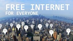 Google Offer's Free Superfast Wi Fi Internet to the World http://yupyapper.com/google-offers-free-superfast-wi-fi-internet-to-the-world/