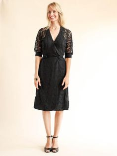 Maison Mayle - Palermo Dress - Black Lace