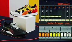 284a05349f16 Happy 808 Day!  808day  tr808  tr8  tr08  roland  puma  producersgear   studiogear  djgear  roland808  sneakers  electronicmusic  musicproduction   djsetup ...