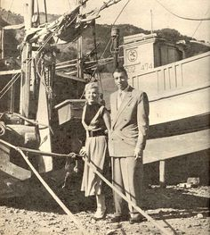 honeymoon in Japan Marilyn and her second husband, Joe DiMaggio,