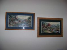 Cross-stitch pictures