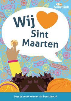 Sint Maarten; Vind jij Sint Maarten ook gezellig met al die mooie zelfgemaakte lampionnen en lichtjes? Ben jij thuis en zijn de kinderen bij jou welkom? Laat dit dan blijken en doe mee! Hang 1 van de Posters op ( gratis download) en de kinderen komen graag langs om hun liedje te zingen! ........