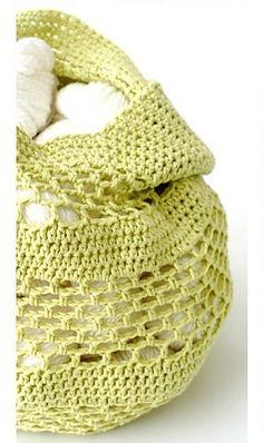 Crochet Market Bag on Pinterest Market Bag, Crochet Bags ...