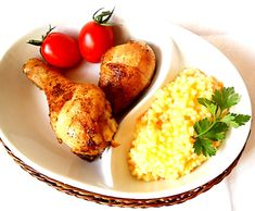 Prânzul de Duminică – Copănele de pui cu cus cus