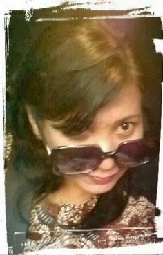 Sunglasses...oversize